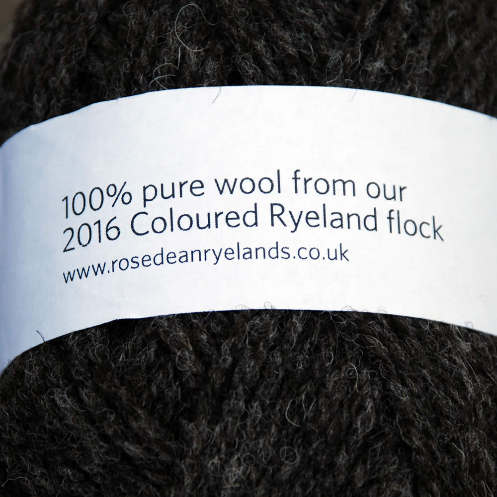 2016 Dark Yarn label