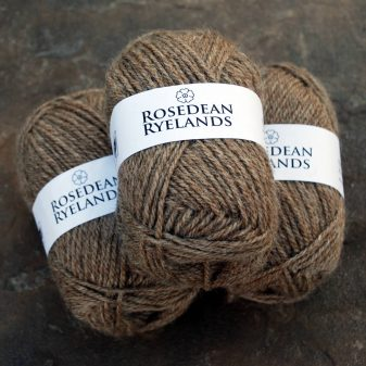 2016 Light Rosedean Ryelands Yarn
